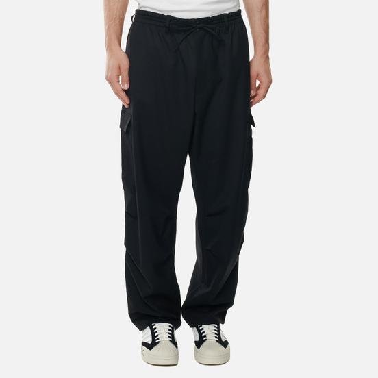 Мужские брюки Y-3 Classic Refined Wool Stretch Cargo Black