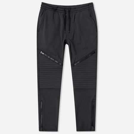 Y-3 Tech Fleece Men's Trousers Black