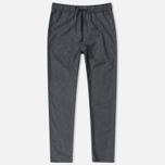 Мужские брюки YMC Alva Charcoal фото- 0