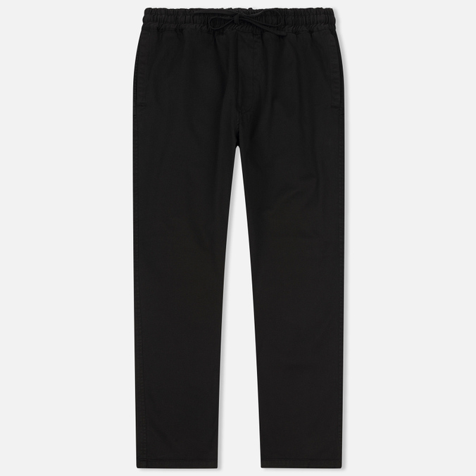 Мужские брюки YMC Alva Cotton Twill Black