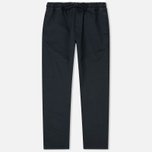 Мужские брюки YMC Alva Cotton Twill Navy фото- 0