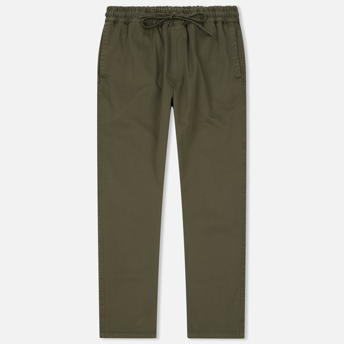 Мужские брюки YMC Alva Cotton Twill Olive