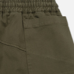 Мужские брюки YMC Alva Cotton Twill Olive фото- 3