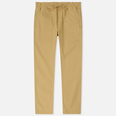 Мужские брюки YMC Alva Garment Dyed Cotton Twill Khaki