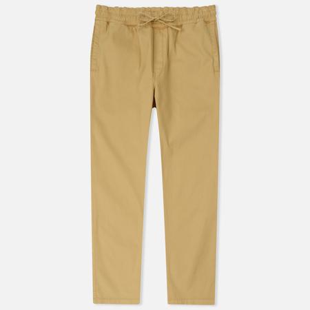 Мужские брюки YMC Alva Garment Dyed Cotton Twill Khaki