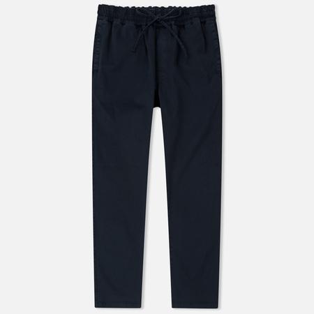 Мужские брюки YMC Alva Garment Dyed Cotton Twill Navy