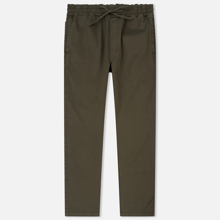 Мужские брюки YMC Alva Skate Cotton Twill Green