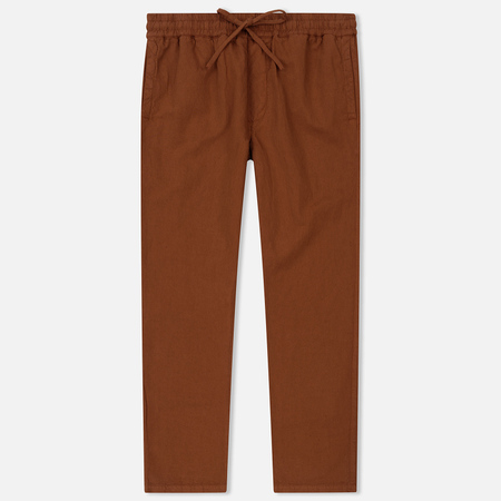 Мужские брюки YMC Alva Skate Relaxed Fit Brown
