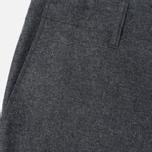 Мужские брюки YMC Deja Vu Charcoal фото- 1