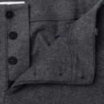 Мужские брюки YMC Deja Vu Charcoal фото- 2