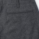 Мужские брюки YMC Deja Vu Charcoal фото- 3