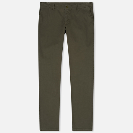 Мужские брюки YMC Deja Vu Cotton Twill Mid-Rise Green