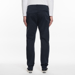 Мужские брюки YMC Deja Vu Cotton Twill Mid-Rise Navy фото- 6
