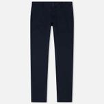 Мужские брюки YMC Deja Vu Cotton Twill Mid-Rise Navy фото- 0