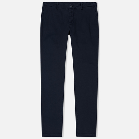 Мужские брюки YMC Deja Vu Cotton Twill Mid-Rise Navy