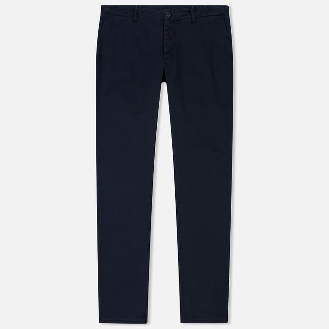 Мужские брюки YMC Deja Vu Cotton Twill Mid-Rise Navy