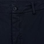Мужские брюки YMC Deja Vu Cotton Twill Mid-Rise Navy фото- 1