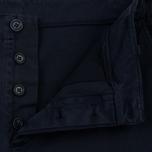 Мужские брюки YMC Deja Vu Cotton Twill Mid-Rise Navy фото- 2