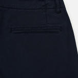 Мужские брюки YMC Deja Vu Cotton Twill Mid-Rise Navy фото- 4