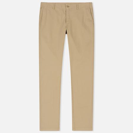 Мужские брюки YMC Deja Vu Cotton Twill Mid-Rise Sand