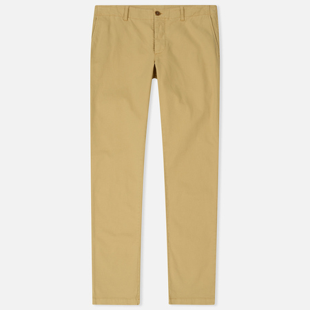 Мужские брюки YMC Deja Vu Cotton Twill Tapered Fit Khaki