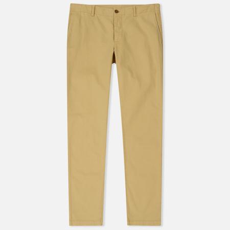 Мужские брюки YMC Deja Vu Cotton Twill Tapered Fit Khaki