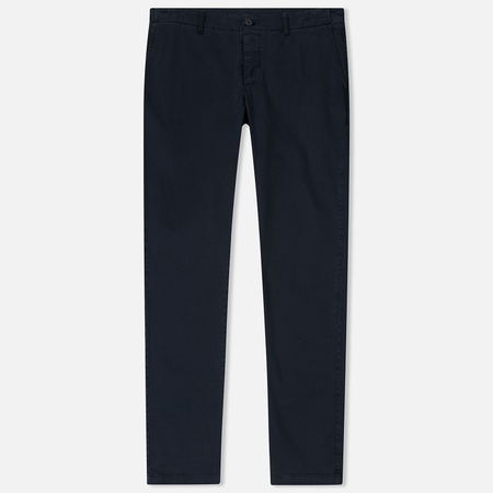 Мужские брюки YMC Deja Vu Cotton Twill Tapered Fit Navy