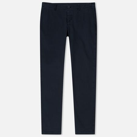 Мужские брюки YMC Deja Vu Cotton Twill Tapered Fit Navy