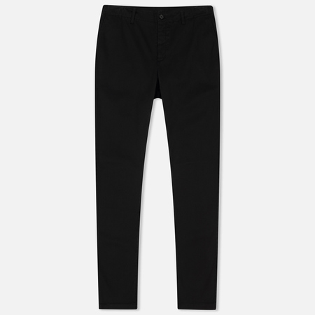 Мужские брюки YMC Deja Vu Garment Dyed Black