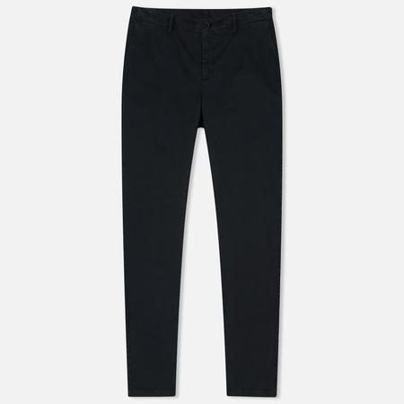Мужские брюки YMC Deja Vu Garment Dyed Navy