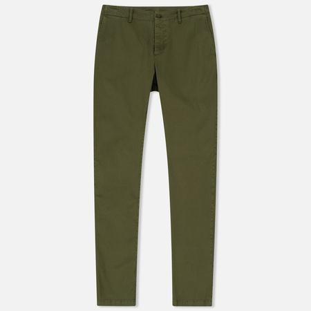 Мужские брюки YMC Deja Vu Garment Dyed Olive
