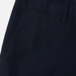 Мужские брюки YMC Deja Vu Navy фото- 1