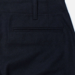 Мужские брюки YMC Deja Vu Navy фото- 3