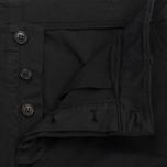 Мужские брюки YMC Deja Vu Slim Taper Black фото- 2
