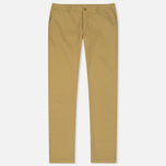 Мужские брюки YMC Deja Vu Slim Taper Khaki фото- 0