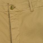 Мужские брюки YMC Deja Vu Slim Taper Khaki фото- 1
