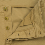 Мужские брюки YMC Deja Vu Slim Taper Khaki фото- 2