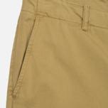 Мужские брюки YMC Deja Vu Slim Taper Khaki фото- 3