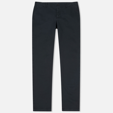 YMC Мужские брюки Deja Vu Slim Taper Navy