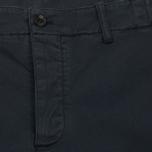 Мужские брюки YMC Deja Vu Slim Taper Navy фото- 1