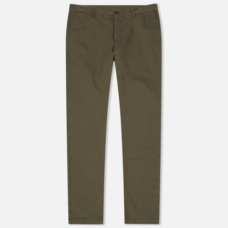 Мужские брюки YMC Deja Vu Slim Taper Olive