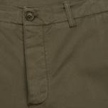 Мужские брюки YMC Deja Vu Slim Taper Olive фото- 1