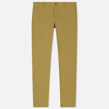 Мужские брюки YMC Deja Vu Slim Tapered Fit Khaki