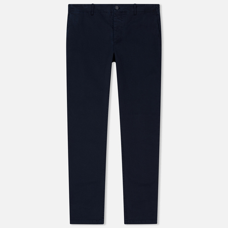 Мужские брюки YMC Deja Vu Slim Tapered Fit Navy