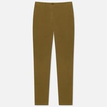 Мужские брюки YMC Deja Vu Tapered Leg Olive фото- 0