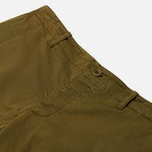 Мужские брюки YMC Deja Vu Tapered Leg Olive фото- 1