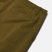 Мужские брюки YMC Deja Vu Tapered Leg Olive фото- 2