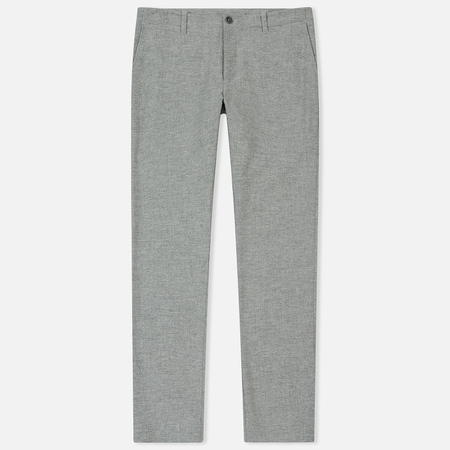 Мужские брюки YMC Deja Vu Washed Wool Flannel Grey