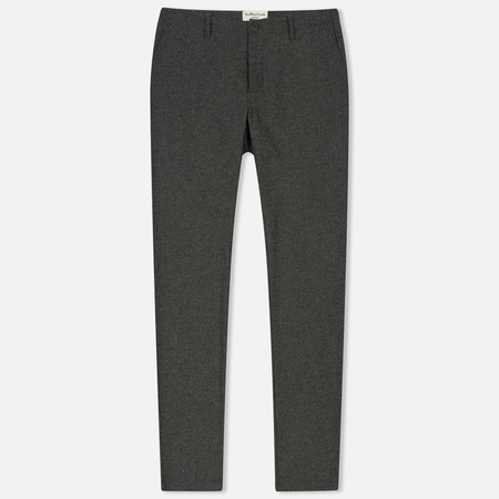 Мужские брюки YMC Deja Vu Wool Flannel Grey