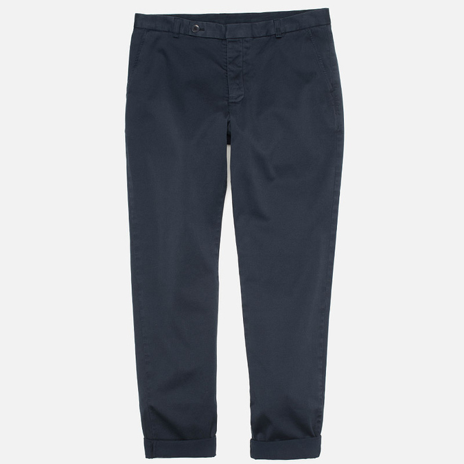 Мужские брюки YMC Slim Fit Chino Blue